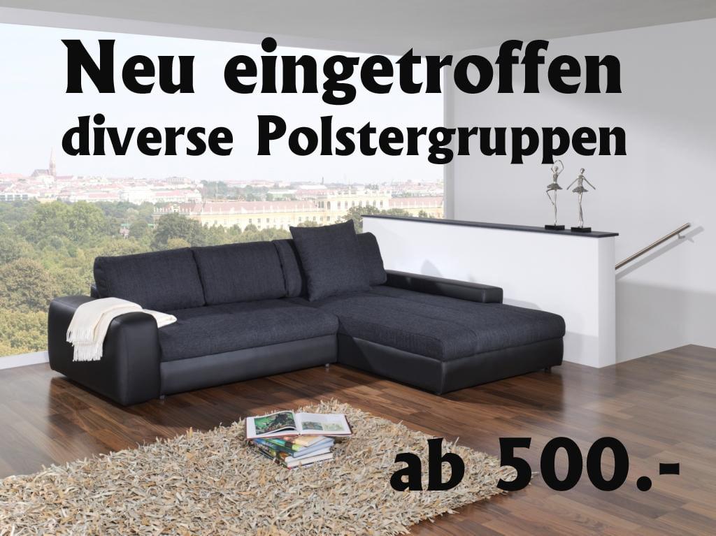 Outlet Polstergruppen Günstige Möbel