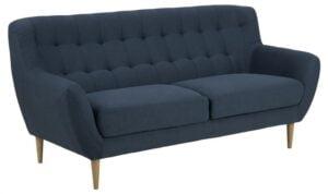Sofa Oswald dunkelblau